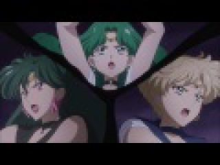 Sailor Moon Crystal AMV, The Outer Senshi {Deadly and Gorgeous}