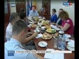 Новый министр внутренних дел Чувашии встретился с главными редакторами СМИ