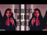 ► MultiBitches | Who Run The World ? {+Witcher Noelle}