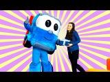 Грузовичок Лёва, Молния Маквин, Щенячий Патруль: видео про игрушки! #БольшойЛёва и новый год!