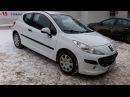 Купить Peugeot 207 (пежо 207) 1.4 л. дизель 2008 г с пробегом бу в Саратове Автосалон Элвис Tra...