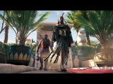 Assassin's Creed Origins Gameplay Premiere on Xbox One X   Microsoft Press Conference