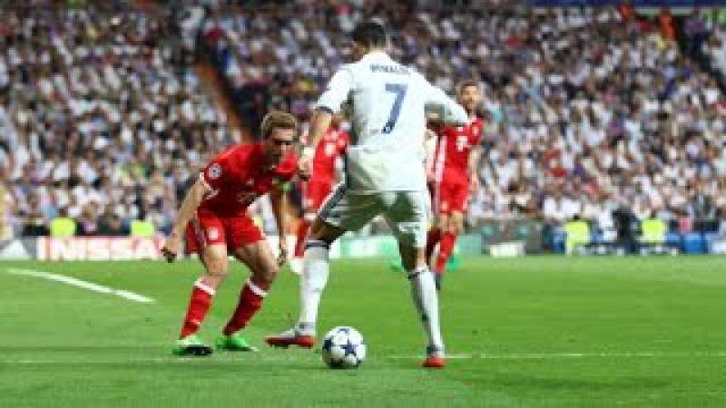 Cristiano Ronaldo Top 20 Skill Moves 2016/2017