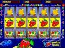 Бонус игра Клубнички Игровой автомат Fruit Coctail