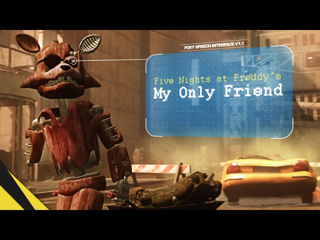 [SFM] Five Nights at Freddy's: My Only Friend