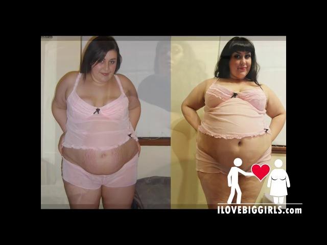 Feedee Gaining Weight Beautiful Journey To BBW