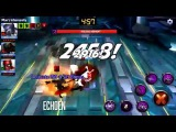 T2 Agent Venom solo vs Supergiant (No Strikers) MFF