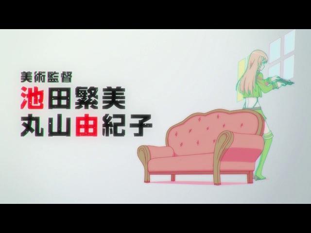 [AniDub] 11 серия [BDRip] - 35ый отряд Антимагической академии / Taimadou Gakuen 35 Shiken Shoutai