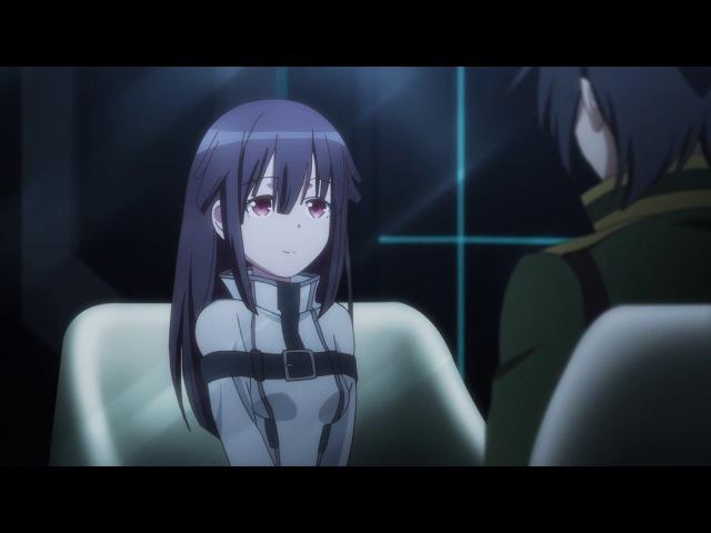 [AniDub] 10 серия [BDRip] - 35ый отряд Антимагической академии / Taimadou Gakuen 35 Shiken Shoutai