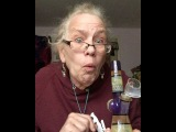 Dabbing Granny #highway420