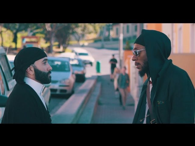 A Tribe Called Red - R.E.D. Ft. Yasiin Bey, Narcy Black Bear (Official Video)