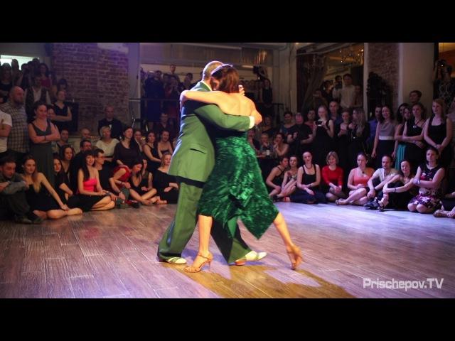 Horacio Godoy and Cecilia Berra 1 4 Planetango XVIII