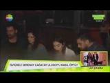 Kadir Doğulu & Neslihan Atagül Cumartesi Sürprizi 6 Aralık 2014