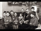 Протоиерей Валериан Кречетов, отец семерых детей и дедушка 34 внуков