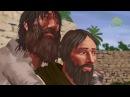Духовные притчи. Аваа Агафон и прокаженный.
