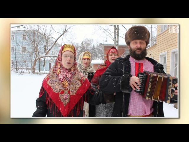 История русского костюма. Костюм женский будничный.