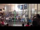 Невероятный танец в аэротрубе
