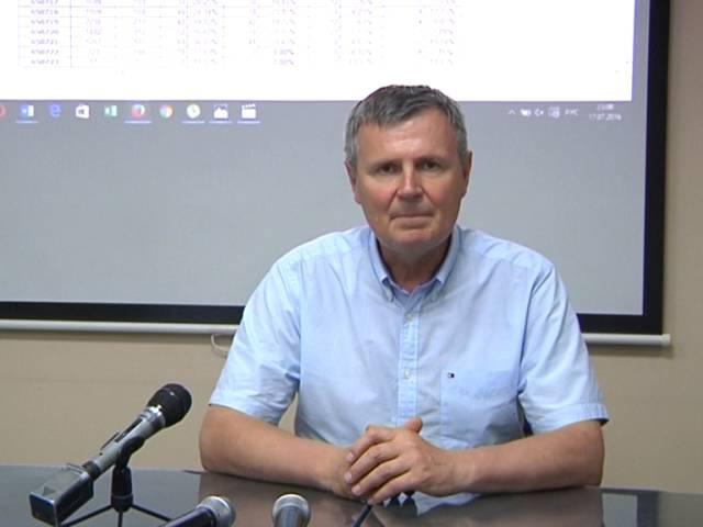 Юрій Одарченко Батьківщина переконливо перемогла на 183 окрузі, де набрала 25 голосів виборців (18.07.2016)