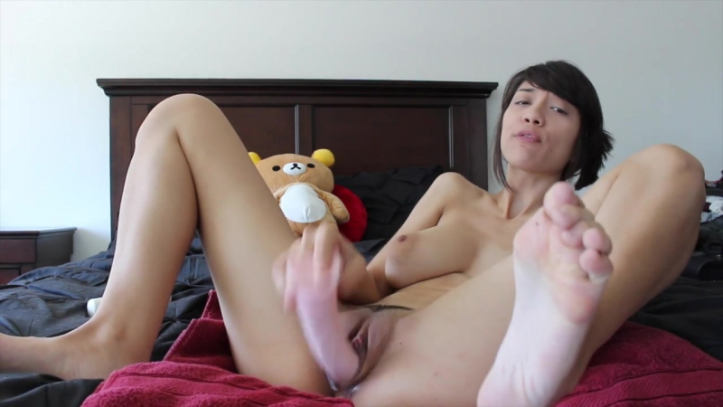 Solo anal gaysex petite