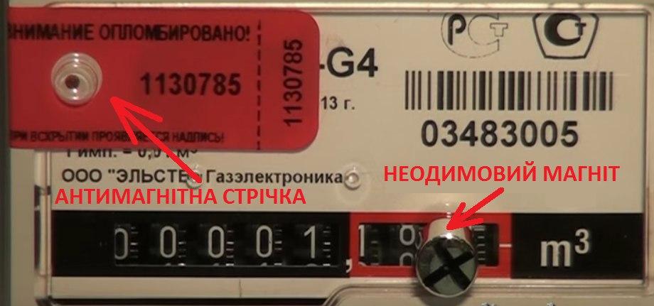 Як використовувати неодимові магніти для зупинки газових лічильників або як обдурити контролерів