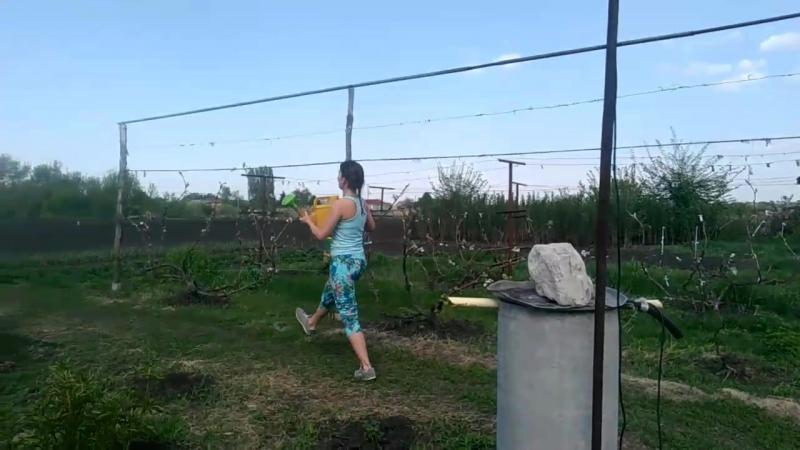 агрофитнес часть 1) май 2017, Воронежская область
