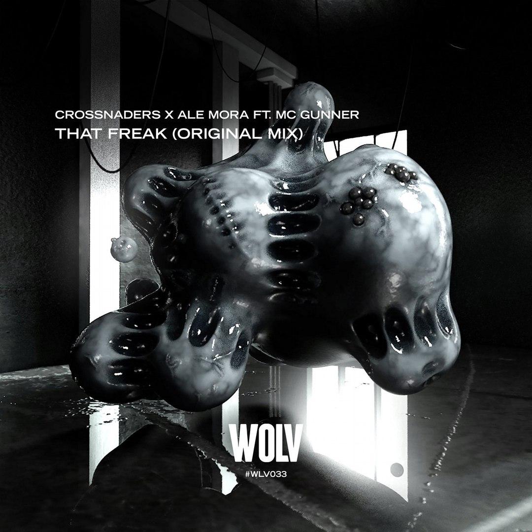 Crossnaders x Ale Mora feat. MC Gunner - That Freak (Original Mix)