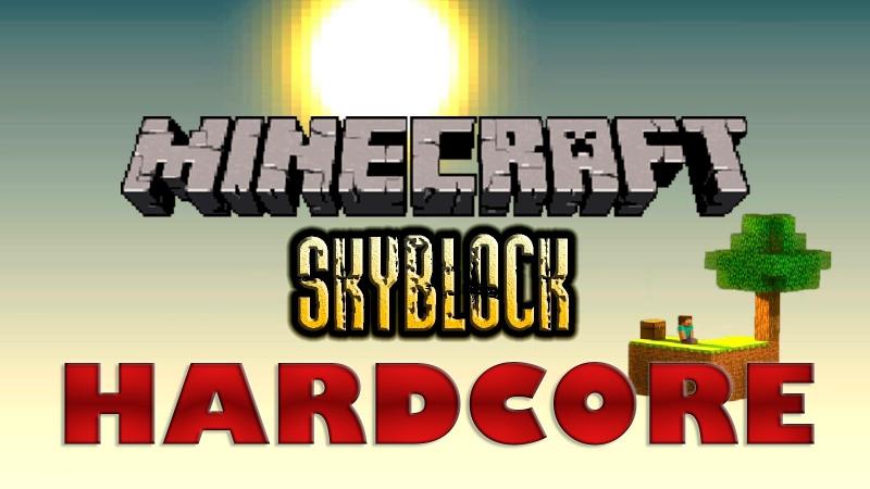 Выживание в Minecraft. Майнкрафт хардкор скайблок. часть 1. Генератор булыжника. » Freewka.com - Смотреть онлайн в хорощем качестве