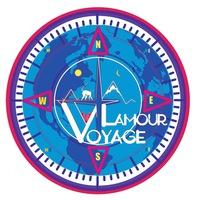 Логотип L'AMOUR VOYAGE / Активный отдых/ Походы / Тюмень