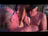Oldje 502 - Jessica Malone (Fishing For Old Dick with Jessica MaloneДва деда на рыбалке трахнули свою внучку)