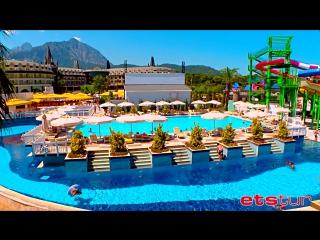 Amara Prestige 5* (Кемер,Турция) www.youtube.com Etstur