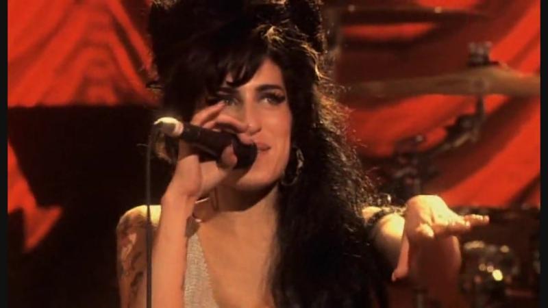 Amy Winehouse - Rehab - Live HD