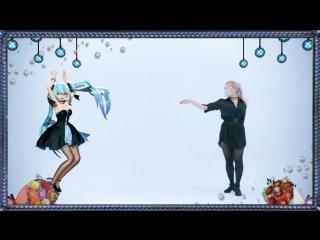 【Babo×じゅんこだ×はるひ】Sweet Devil 踊ってみた 2周年【初コラボ】 sm31391634