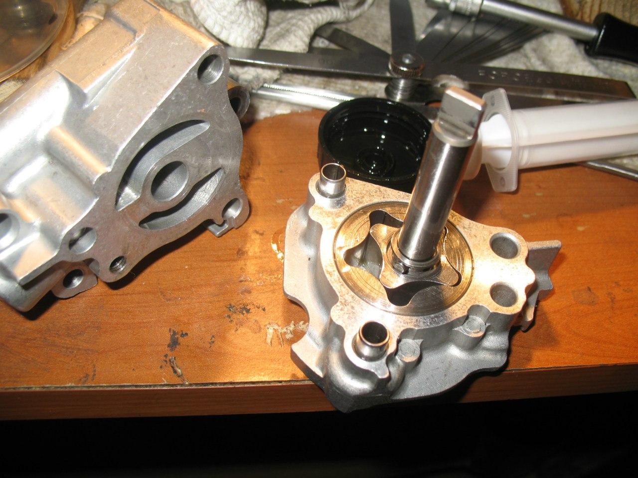 Блог им. Mrak2: Разборка-сборка мотора 2001 Honda XL650V1 Transalp