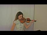Сектор Газа - Лирика _ кавер на скрипке и пианино (violin piano)