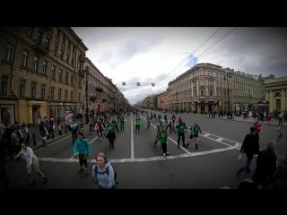 Роллер пробег, Санкт-Петербург,20 мая 2017
