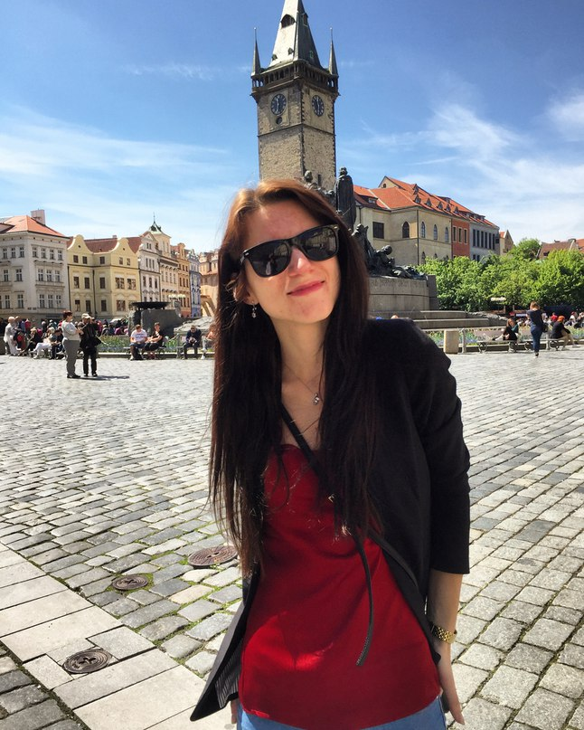 Ирина Другова Tinder