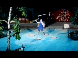 Промо видео. Жонглёр с отбивающимися тростями 18.02.17