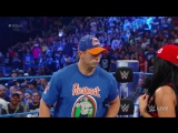 John Cena and Nikki Bella give themselves an A-List sendoff_ SmackDown LIVE, Apr