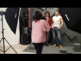18/02/2017 Съёмка группы Velvet Poets с Димой в одной из главных ролей на афишу