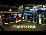 Школа бокса Good Old Boxing - Тренировка от 12.01.17