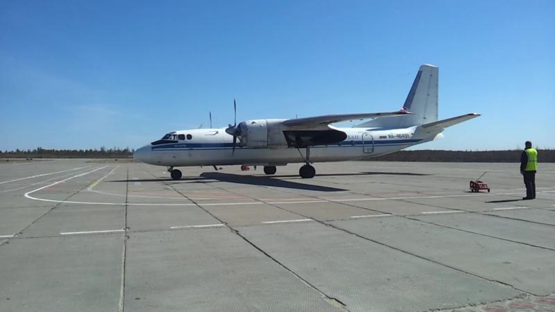 АН-24РВ 46491 А/К Турухан