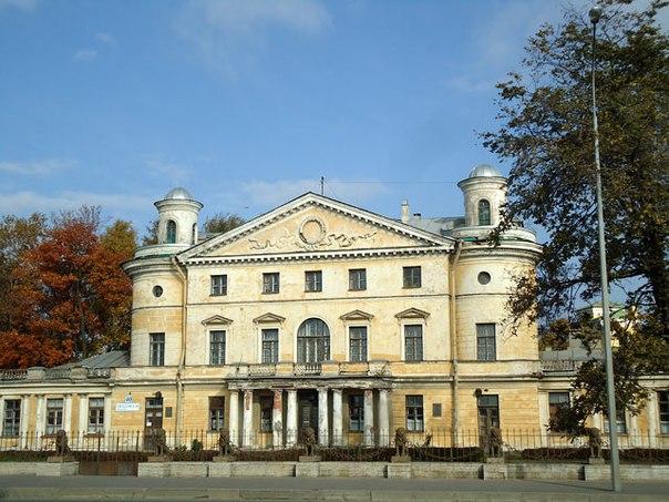 Усадьба Кушелева - Безбородко