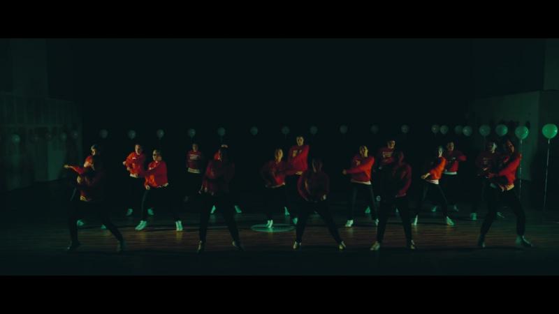 12. Flying Stars - FS_Begginers (Street Dance, средняя группа Солдак Елены)