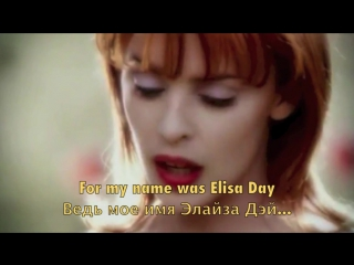 клип Kylie Minogue ft Nick Cave - Where The Wild Roses Grow - Где дикие розы растут 1996 г. музыка 90-х