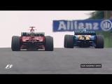Formula 1 - Alonso v Schumacher A San Marino epic