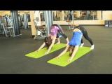 Упражнения для снятия мышечного напряжения мышц спины и разгрузки позвоночного столба (шейный, грудной, пояснично-крестцовый отд