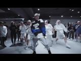 1Million dance studio Chris Brown - Party ft. Gucci Mane, Usher  Junsun Yoo Choreography