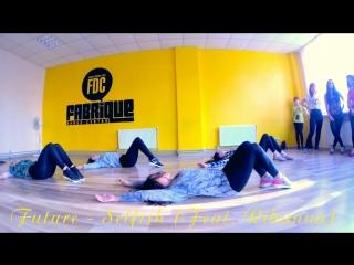 Future - Selfish (Feat. Rihanna) , Jazz Funk choreography by Vitaliy NRG