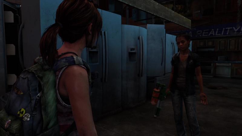 Прохождение The Last of Us: Left Behind (PS4) 3 - Финал! Вместе до конца