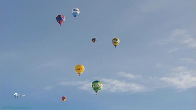 «Вокруг света на воздушном шаре: Альпы» (Документальный, путешествие, 2012)
